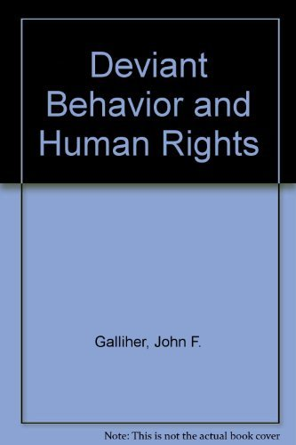 9780132040662: Deviant Behavior and Human Rights