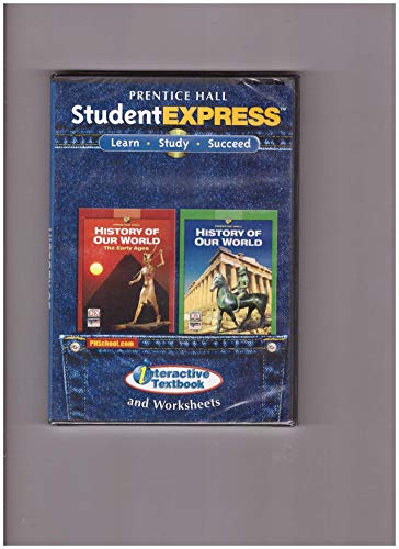 9780132041348: History of Our World Student Edition on CD ROM