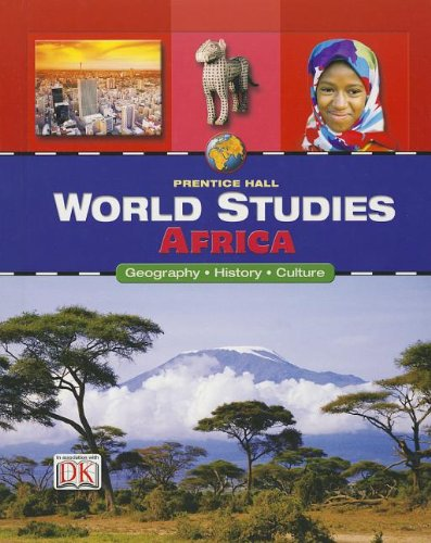 9780132041430: WORLD STUDIES AFRICA STUDENT EDITION