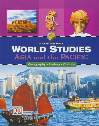 9780132041454: WORLD STUDIES ASIA AND THE PACIFIC STUDENT EDITION