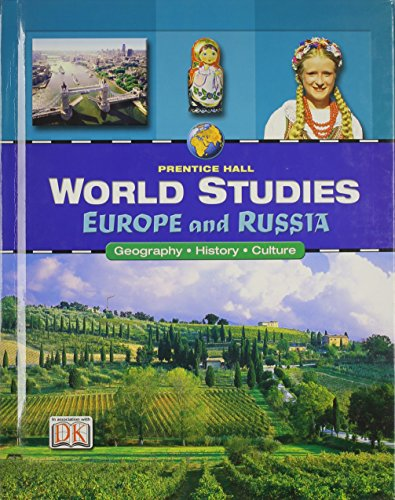 9780132041461: WORLD STUDIES EUROPE AND RUSSIA STUDENT EDITION