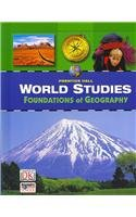 9780132041478: World Studies Foundations of Geography Student Edition