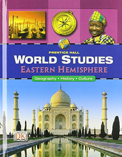 WORLD STUDIES EASTERN HEMISPHERE STUDENT EDITION: HALL, PRENTICE