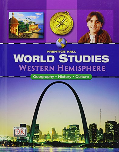 9780132041515: WORLD STUDIES WESTERN HEMISPHERE STUDENT EDITION