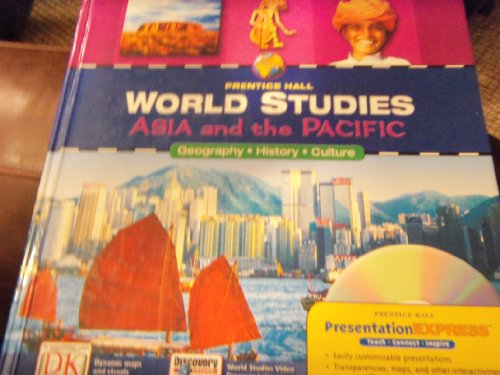 9780132041546: World Studies Asia and the Pacific Teacher's Edition