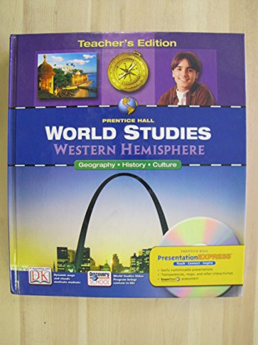 9780132041614: Title: WORLD STUDIES:WEST.HEMISPHERE