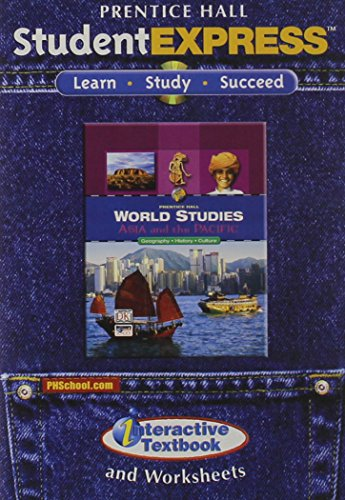 9780132041768: WORLD STUDIES ASIA AND THE PACIFIC STUDENT EXPRESS CD