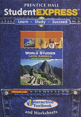 9780132041799: Student Express World Studies: Latin America