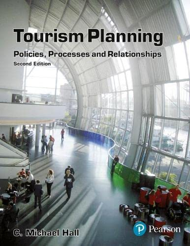9780132046527: Tourism Planning: Policies, Processes and Relationships (2nd Edition) (Themes in Tourism)