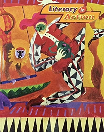 9780132047005: Literacy in Action 4b