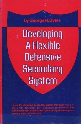 9780132047920: Developing a Flexible Defensive Secondary System
