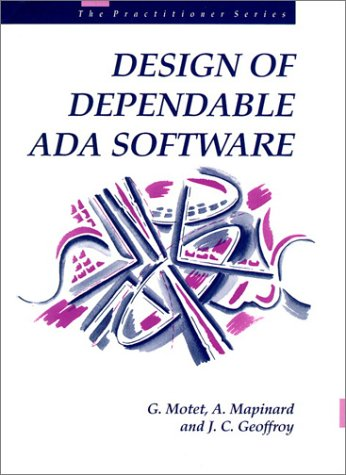 9780132049672: Design of Dependable ADA