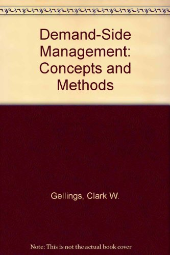 9780132049757: Demand-Side Management: Concepts and Methods