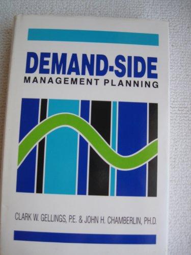 9780132049832: Demand-Side Management Planning
