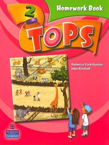 9780132050838: Tops Homework Book: Level 2