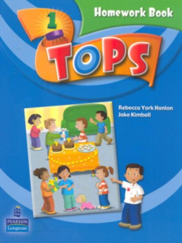 9780132050999: :Tops Homework Book Level 1