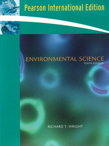 9780132051361: Environmental Science: Toward A Sustainable Future: International Edition