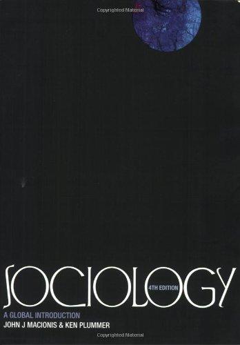 9780132051583: Sociology: A Global Introduction
