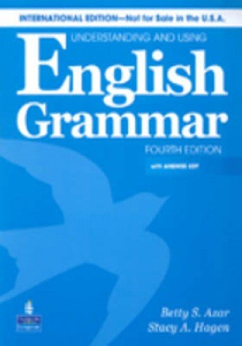 9780132052146: Understanding And Using English Grammar Fourth Edition