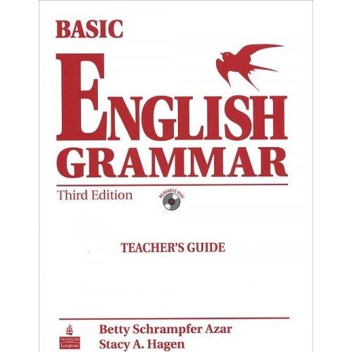 9780132052153: Basic English Grammar: Teacher's Guide (+ CD-ROM)