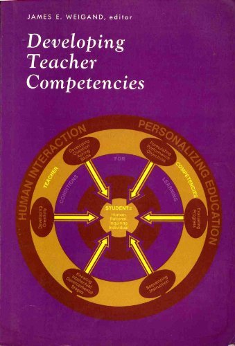 9780132052788: Developing teacher competencies