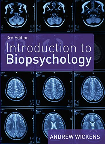 Foundations Of Biopsychology: Andrew Wickens