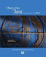 9780132052979: Objects First With Java - A Practical Introduction Using BluJ (4th, 09) by Barnes, David J - Kölling, Michael [Paperback (2008)]