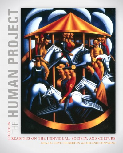 9780132053532: The Human Project, Fifth Edition (5th Edition)