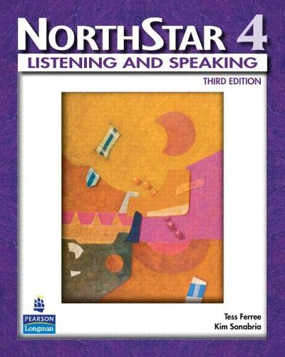 9780132056779: NorthStar, Listening and Speaking 4 (Student Book Alone): Student Book Level 4