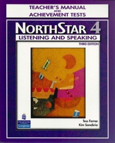 NorthStar: Listening and Speaking Level 4, Third: Tess Ferree, Kim