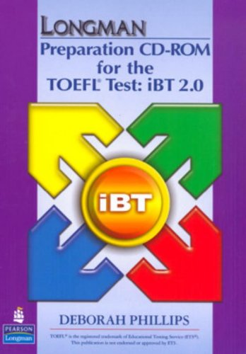 9780132056892: Longman Preparation Course for the TOEFL Test: iBT: CD-ROM only (2nd Edition)