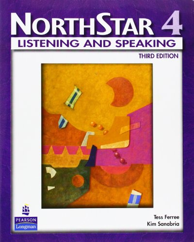 9780132057158: NorthStar, Listening and Speaking: WITH MyNorthStarLab Level 4: Student Book with MNL Level 4