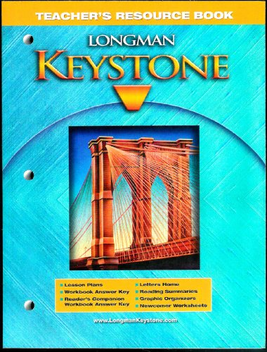 Longman Keystone F Teachers Resource Book: Anna Uhl Chamot,