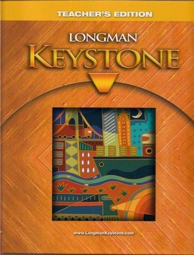 Longman Keystone Level D Teacher's Edition: Anna Uhl Chamot