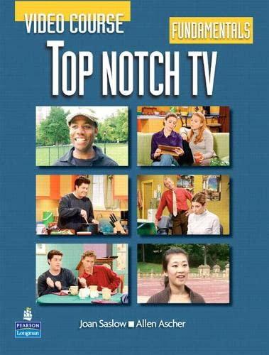9780132058605: Top Notch TV Fundamentals Video Course