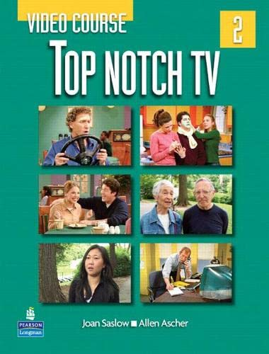 9780132058629: Top Notch TV 2 Video Course