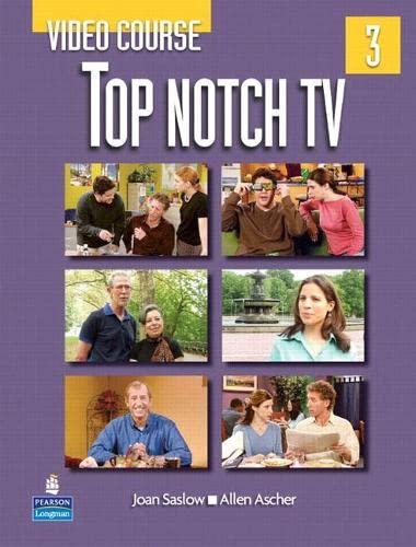 9780132058636: Top Notch TV: Video Course Level 3