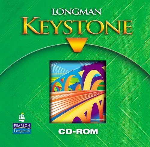 9780132058773: LONGMAN KEYSTONE C STUDENT CDROM & EBK