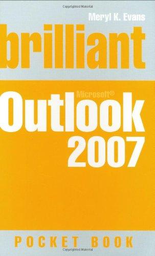 9780132059718: Brilliant Outlook Pocketbook (Computing)