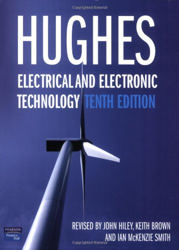 9780132060110: Hughes Electrical & Electronic Technology