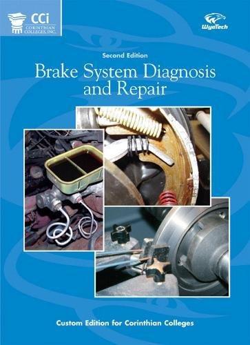 9780132060752: Brake System Diagnosis & Repair Au