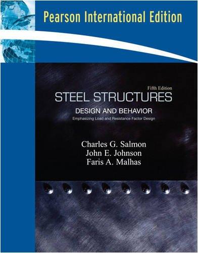 9780132061193: Steel Structures: Design and Behavior: International Edition