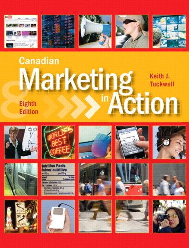 9780132063135: Canadian Marketing in Action (8th Edition)