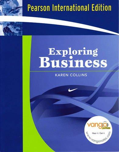 9780132063166: Exploring Business