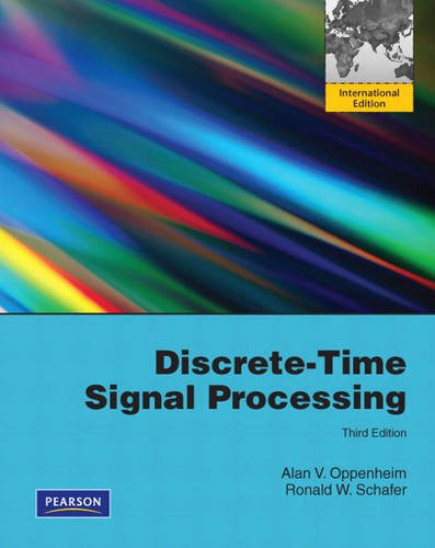 9780132067096: Discrete-time Signal Processing: International Version