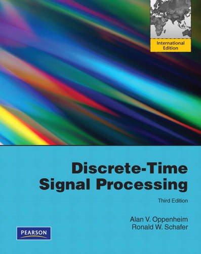 9780132067096: Discrete-Time Signal Processing: International Edition