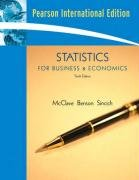 9780132069731: Statistics for Business and Economics