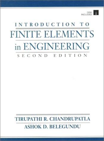 9780132070362: Introduction to Finite Elements in Engineering