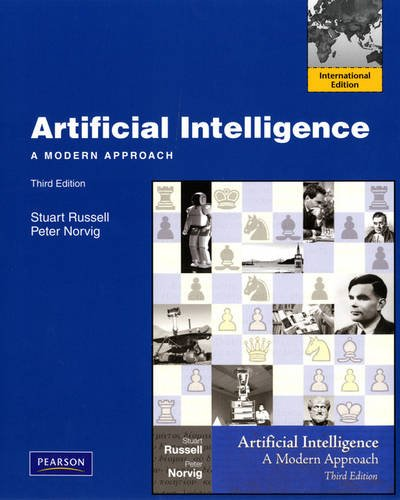 9780132071482: Artificial Intelligence:A Modern Approach: International Edition