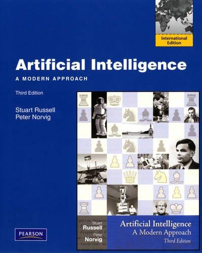 9780132071482: Artificial Intelligence:A Modern Approach: International Edition